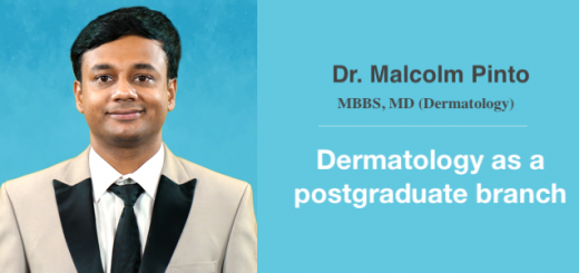 Dermatology as a Post-graduate branch